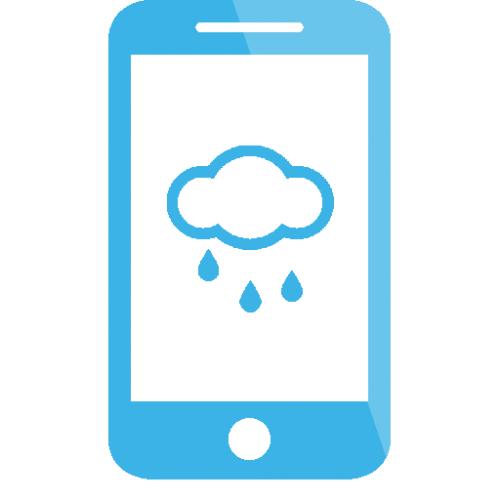 Smartphone-Backcover - Handy-Gehäuse kaputt
