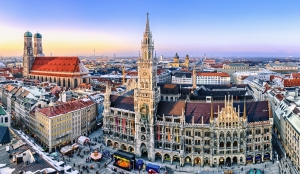 München vor ort