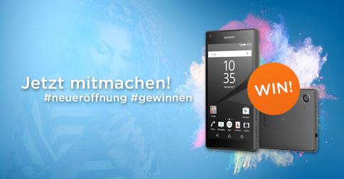 Gewinnspiel zur Neueröffnung von Smartphone-Werkstatt24